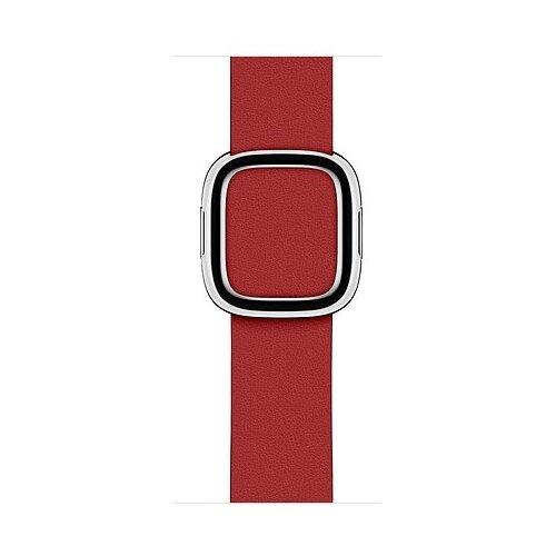 Pasek APPLE do Watch (38/40mm) Rubinowy