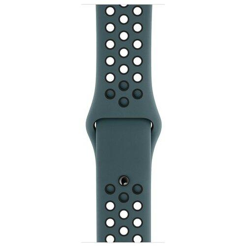 Pasek APPLE do Apple Watch Nike (38/40mm) Ciemny turkus/Czarny