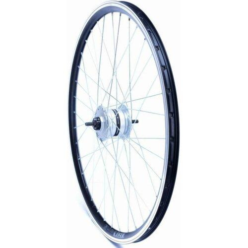 "Koło rowerowe VICTORIA SPORT Przód 26"" Piasta Shimano DH-3N31-NT Czarny"
