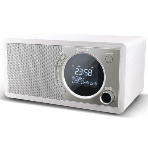Radio SHARP DR-450(WH) Biały