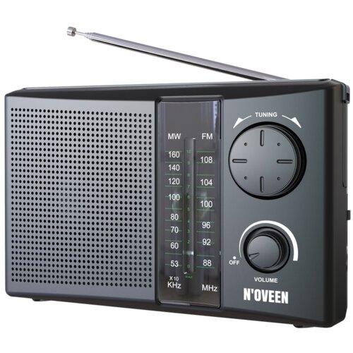Radio NOVEEN PR450 Czarny