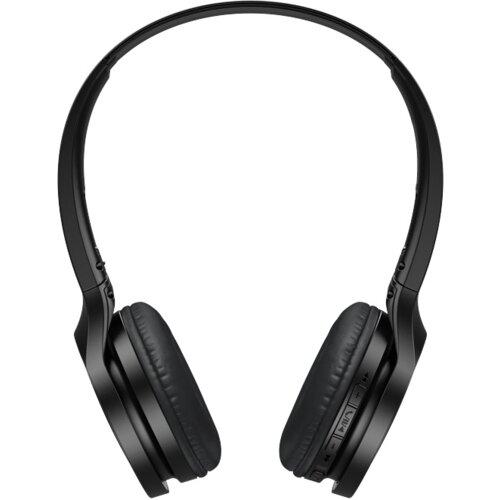 Słuchawki nauszne PANASONIC RP-HF410BE-K Czarny