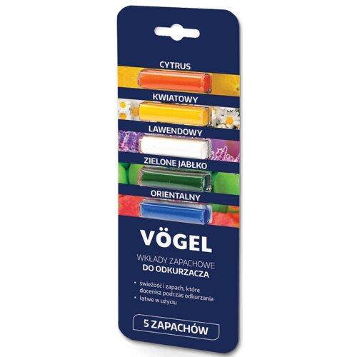 Wkład zapachowy VÖGEL Vac-Aroma (5 sztuk)