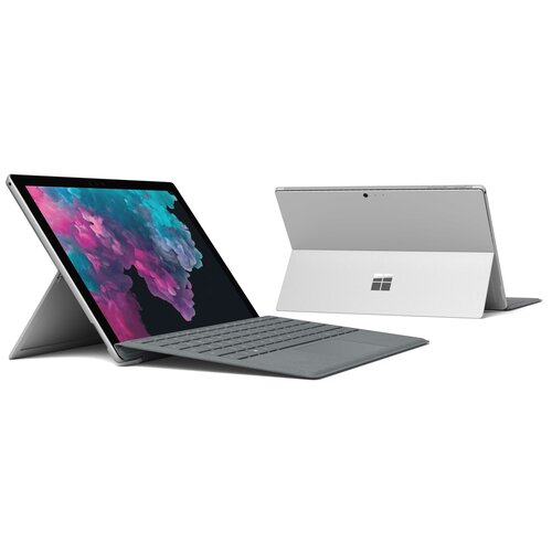 "Laptop MICROSOFT Surface Pro 6 12.3"" i5-8250U 8GB SSD 128GB Windows 10 Home"
