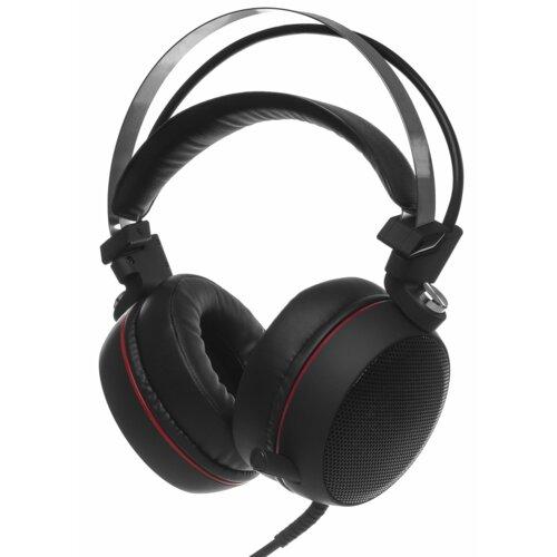 Słuchawki MAD DOG GH705 gamingowe nauszne podświetlenie dźwięk przestrzenny 7.1