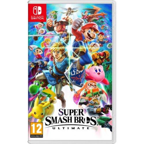 Gra NINTENDO SWITCH Super Smash Bros Ultimate