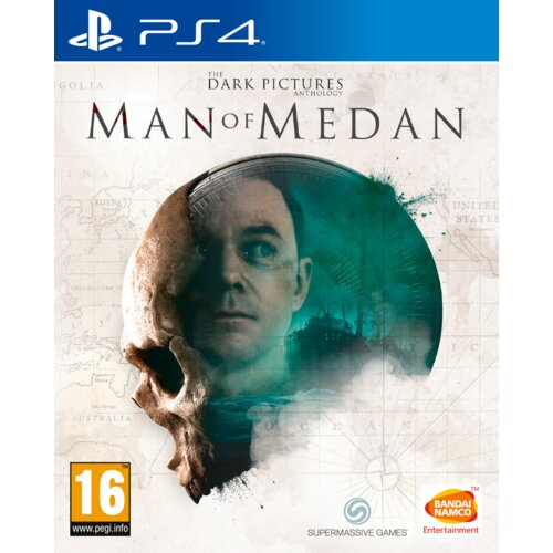 The Dark Pictures: Man Of Medan Gra PS4 (Kompatybilna z PS5)