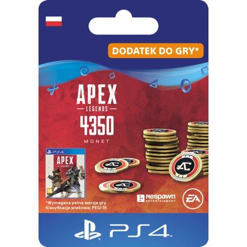 Kod aktywacyjny APEX Legends 4350 Monet
