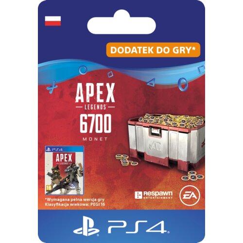 Kod aktywacyjny APEX Legends 6700 Monet
