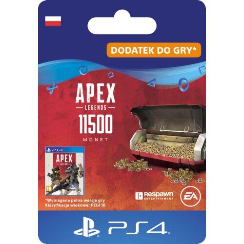 Kod aktywacyjny APEX Legends 11500 Monet