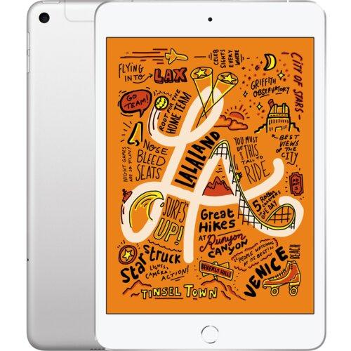 """Tablet APPLE iPad mini 7.9"""" 5 gen. 256 GB LTE Wi-Fi Srebrny"""