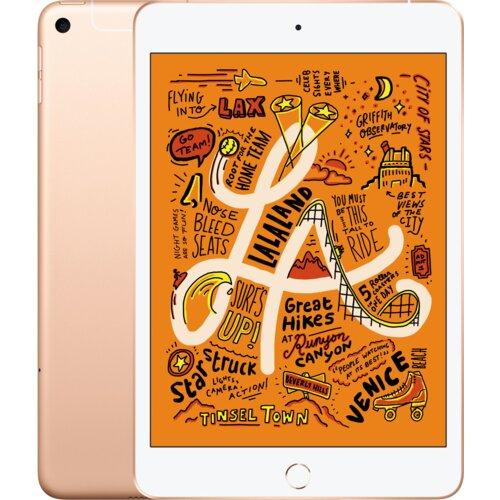 """Tablet APPLE iPad mini 7.9"""" 5 gen. 256 GB LTE Wi-Fi Złoty"""