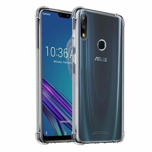 Etui TECH-PROTECT Flexair do Asus Zenfone Max Pro M2 Przezroczysty