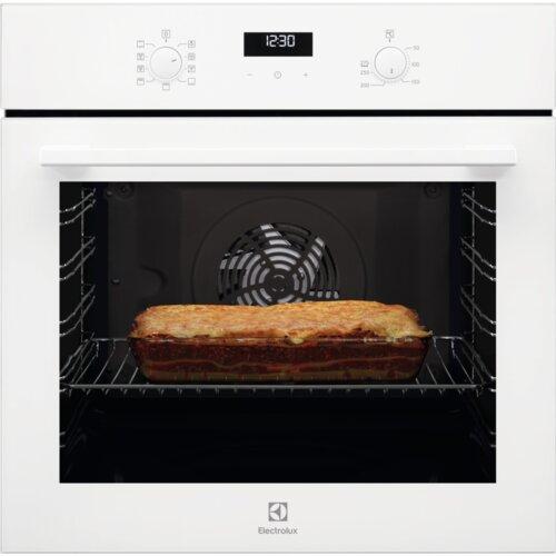 Piekarnik ELECTROLUX EOF5C50V SurroundCook Elektryczny Biały A