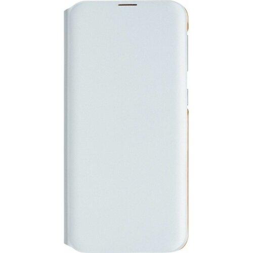 Etui SAMSUNG Wallet Cover Galaxy A20E Biały