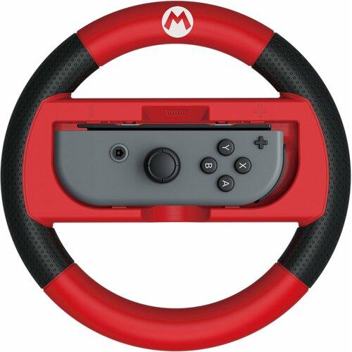 Kierownica HORI NSW-054U MK8 Deluxe Racing Wheel Mario (Nintendo Switch)
