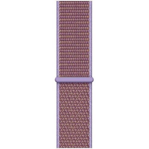 Pasek APPLE do Watch (42/44mm) Liliowy