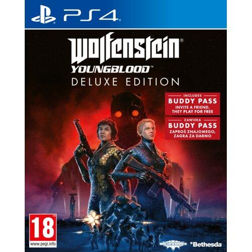 Wolfenstein Youngblood - Edycja Deluxe Gra PS4 (Kompatybilna z PS5)
