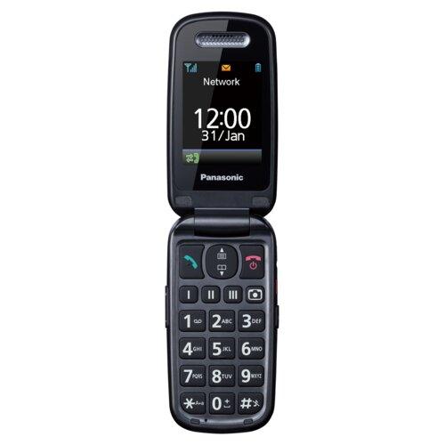 Telefon PANASONIC KX-TU456EXRE Czerwony