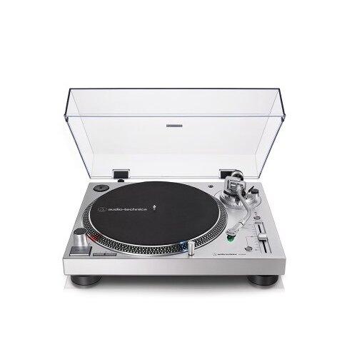 Gramofon AUDIO-TECHNICA AT-LP120X Srebrny