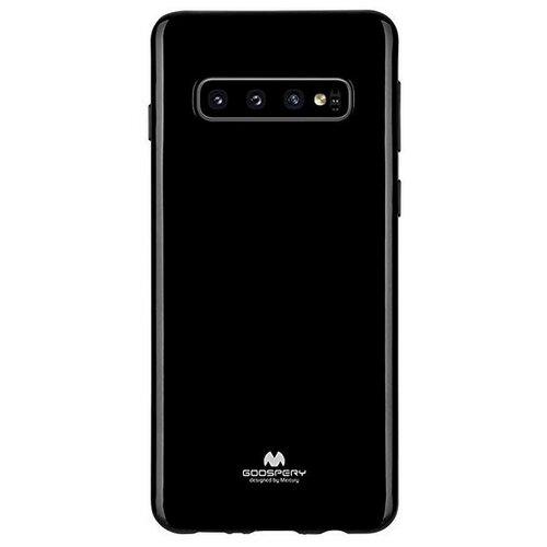 Etui MERCURY Jelly Case do Samsung Galaxy S10+ Czarny