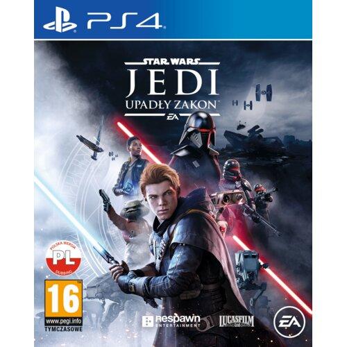 Star Wars Jedi: Upadły Zakon Gra PS4 (Kompatybilna z PS5)