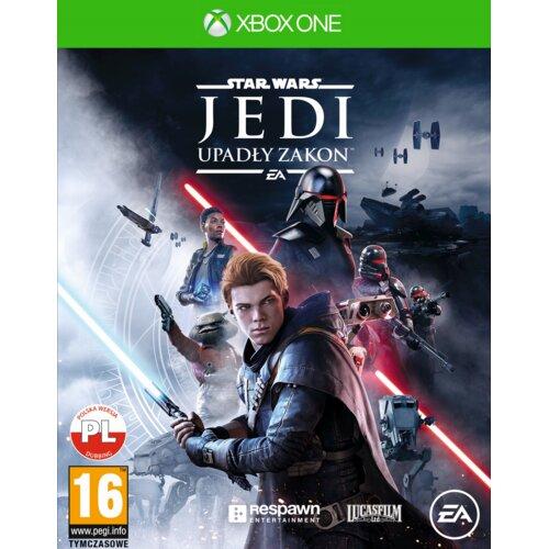 Star Wars Jedi: Upadły Zakon Gra XBOX ONE (Kompatybilna z Xbox Series X)