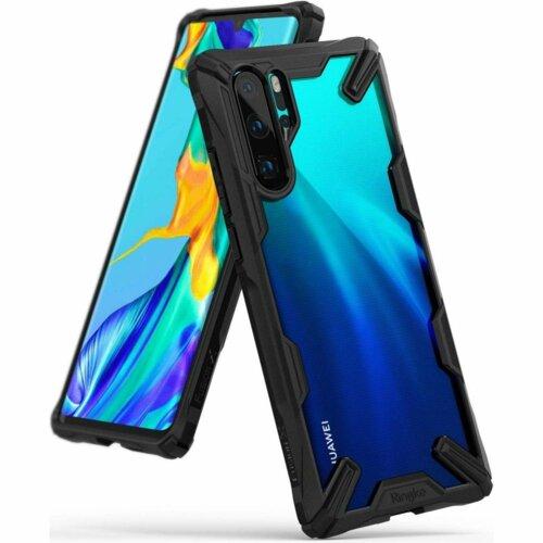 Etui RINGKE Fusion X do Huawei P30 Pro Czarny