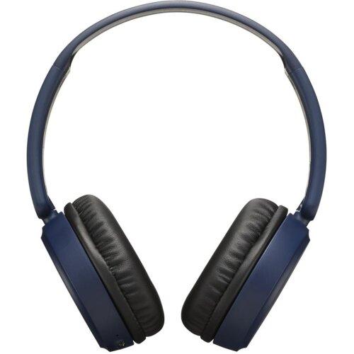 Słuchawki nauszne JVC HA-S35BT-A-U Niebieski