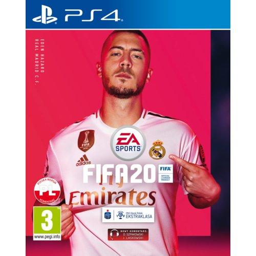 FIFA 20 Gra PS4 (Kompatybilna z PS5)