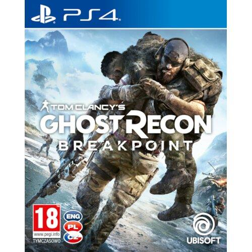 Tom Clancy's Ghost Recon: Breakpoint Gra PS4 (Kompatybilna z PS5)