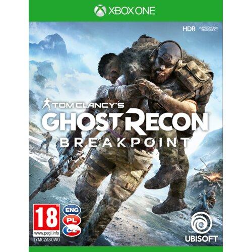 Tom Clancy's Ghost Recon: Breakpoint Gra XBOX ONE (Kompatybilna z Xbox Series X)