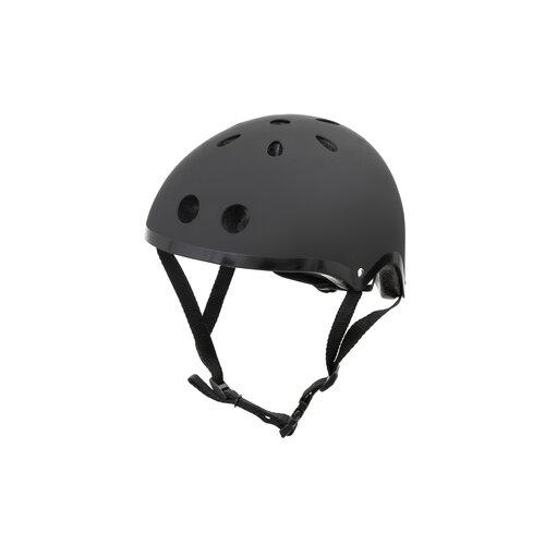 Kask rowerowy HORNIT Black Small Czarny Dla dzieci (rozmiar S)