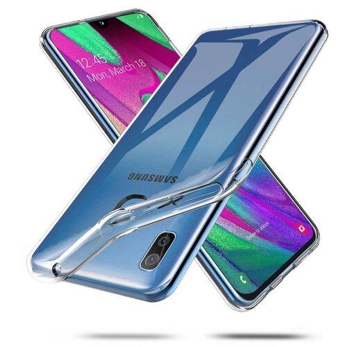 Etui TECH-PROTECT Flexair do Samsung Galaxy A20E Przezroczysty