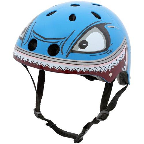 Kask rowerowy HORNIT Shark Niebieski Dla dzieci (rozmiar S)