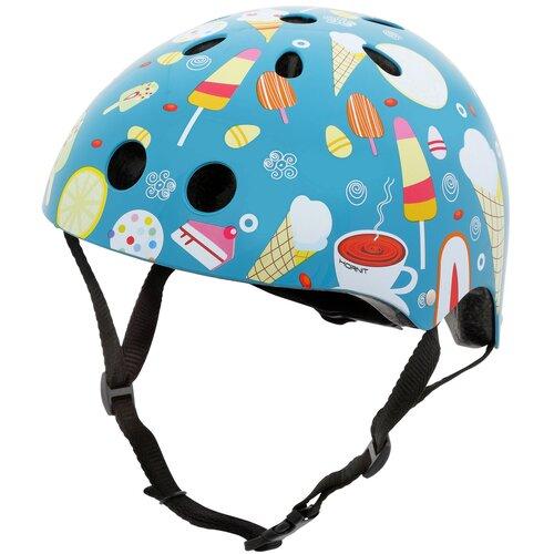 Kask rowerowy HORNIT Ice Creams Wielokolorowy Dla dzieci (rozmiar S)