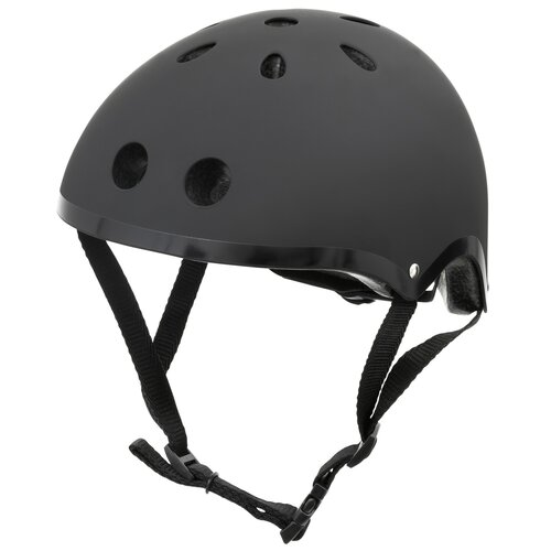 Kask rowerowy HORNIT BLM910 Czarny dla Dzieci (rozmiar M)