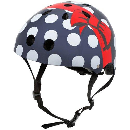 Kask rowerowy HORNIT Polka Dot Wielokolorowy Dla dzieci (rozmiar S)