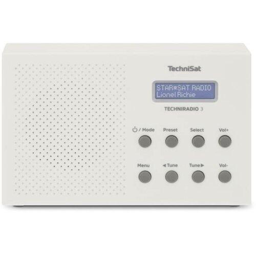 Radio TECHNISAT Techniradio 3 Biały
