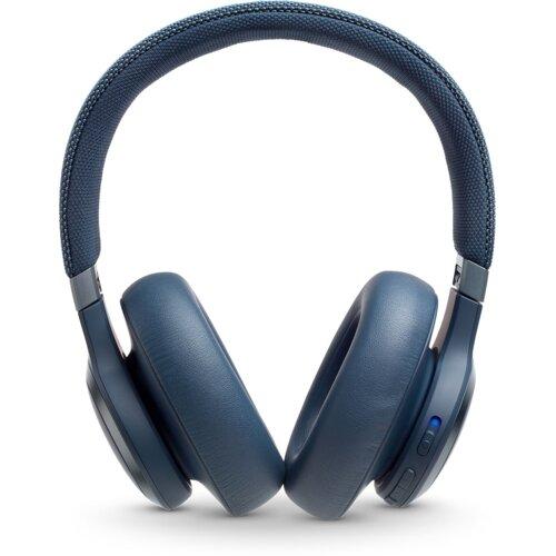 Słuchawki nauszne JBL Live 650BTNC ANC Niebieski
