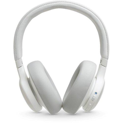 Słuchawki nauszne JBL Live 650BT NC ANC Biały
