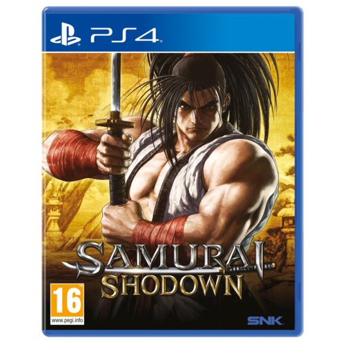 Samurai Shodown Gra PS4 (Kompatybilna z PS5)