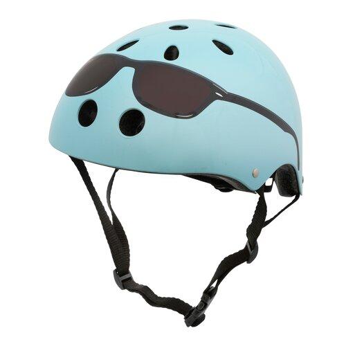 Kask rowerowy HORNIT Aviators Small  Niebieski Dla dzieci (rozmiar M)