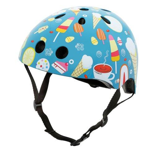 Kask rowerowy HORNIT Ice Creams Medium Niebieski Dla dzieci (rozmiar M)