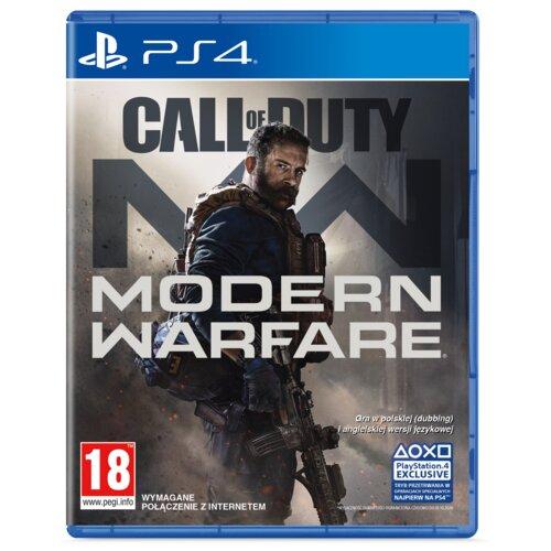 Call of Duty: Modern Warfare Gra PS4 (Kompatybilna z PS5)