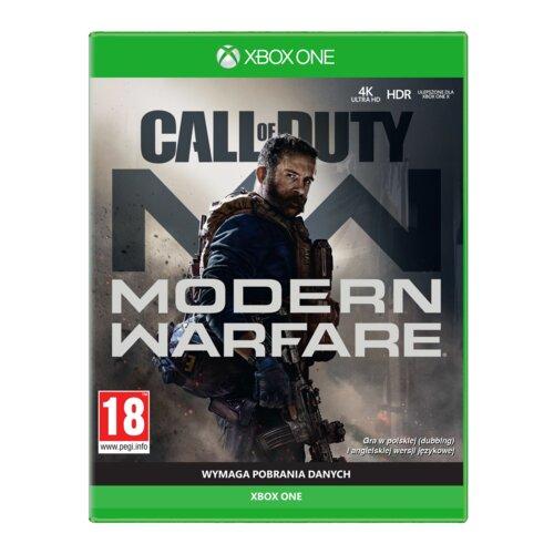 Call of Duty: Modern Warfare Gra XBOX ONE (Kompatybilna z Xbox Series X)