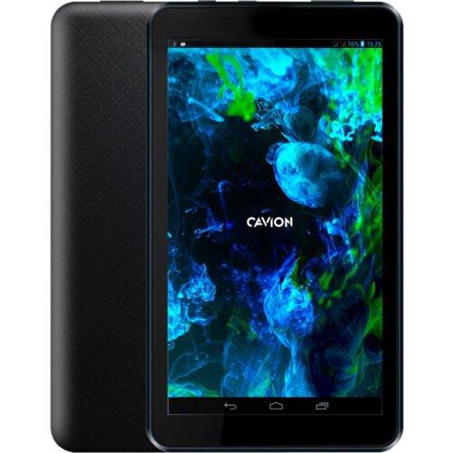 """Tablet CAVION Base Go 7"""" 1/8 GB Wi-Fi Czarny"""