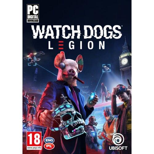 Watch Dogs: Legion Gra PC