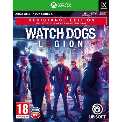 Watch Dogs Legion - Resistance Edition Gra XBOX ONE (Kompatybilna z Xbox Series X)