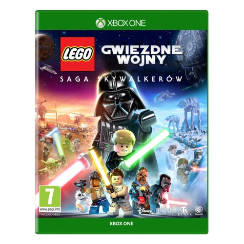 Lego Gwiezdne Wojny: Saga Skywalkerów Gra XBOX ONE (Kompatybilna z Xbox Series X)